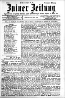 Zniner Zeitung 1906.05.23 R.19 nr 40