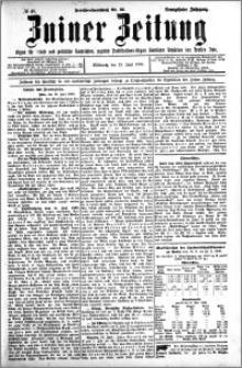 Zniner Zeitung 1906.06.13 R.19 nr 45