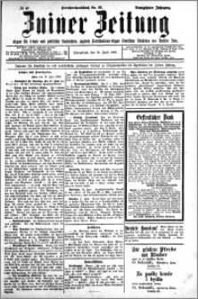 Zniner Zeitung 1906.06.16 R.18 nr 46