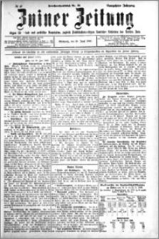 Zniner Zeitung 1906.06.20 R.19 nr 47
