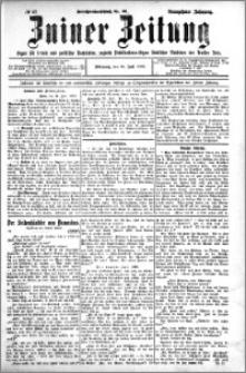 Zniner Zeitung 1906.07.25 R.19 nr 57