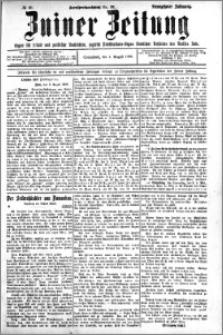 Zniner Zeitung 1906.08.04 R.18 nr 60