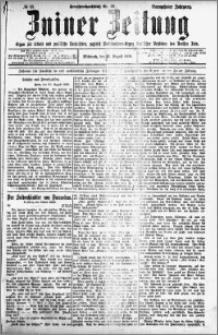 Zniner Zeitung 1906.08.22 R.19 nr 65