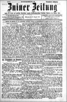 Zniner Zeitung 1906.08.29 R.19 nr 67