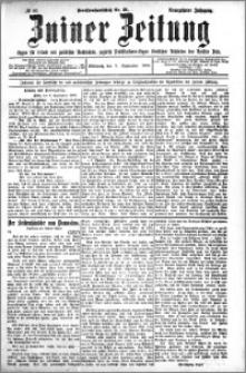 Zniner Zeitung 1906.09.05 R.19 nr 69