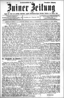 Zniner Zeitung 1906.09.08 R.19 nr 70