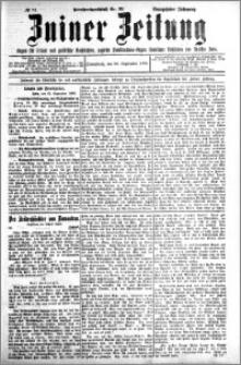 Zniner Zeitung 1906.09.22 R.19 nr 74