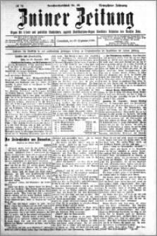 Zniner Zeitung 1906.09.29 R.19 nr 76