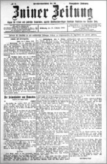 Zniner Zeitung 1906.10.10 R.19 nr 79