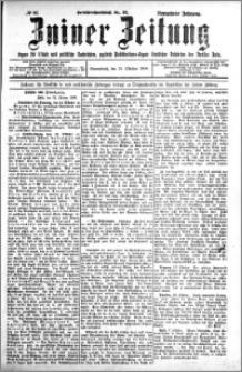 Zniner Zeitung 1906.10.13 R.19 nr 80