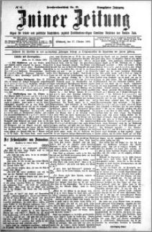 Zniner Zeitung 1906.10.17 R.19 nr 81