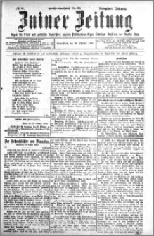 Zniner Zeitung 1906.10.20 R.19 nr 82