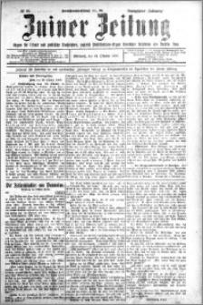 Zniner Zeitung 1906.10.24 R.18 nr 83
