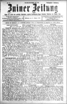 Zniner Zeitung 1906.10.31 R.19 nr 85