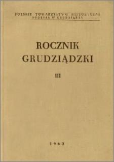 Rocznik Grudziądzki T.3