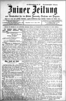 Zniner Zeitung 1908.06.06 R. 21 nr 46
