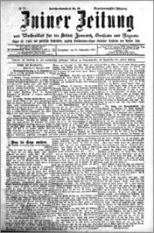 Zniner Zeitung 1908.09.12 R. 21 nr 73