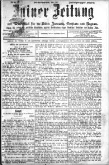 Zniner Zeitung 1909.12.08 R. 22 nr 98