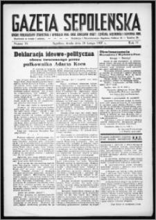 Gazeta Sępoleńska 1937, R. 11, nr 16