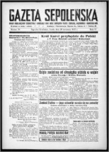 Gazeta Sępoleńska 1937, R. 11, nr 34