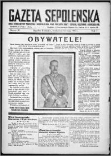 Gazeta Sępoleńska 1937, R. 11, nr 38