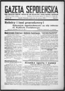 Gazeta Sępoleńska 1937, R. 11, nr 48