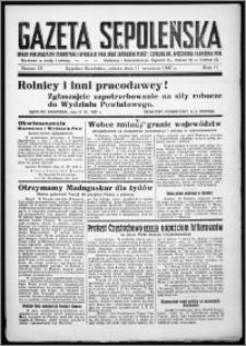 Gazeta Sępoleńska 1937, R. 11, nr 73