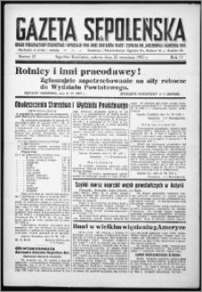 Gazeta Sępoleńska 1937, R. 11, nr 77