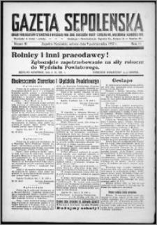 Gazeta Sępoleńska 1937, R. 11, nr 81