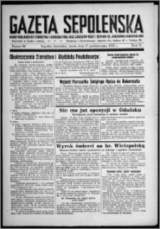 Gazeta Sępoleńska 1937, R. 11, nr 86