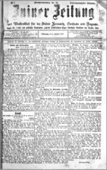 Zniner Zeitung 1910.01.05 R. 23 nr 2