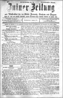 Zniner Zeitung 1910.01.08 R. 23 nr 3