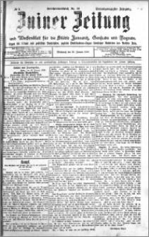 Zniner Zeitung 1910.01.19 R. 23 nr 6