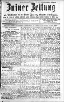 Zniner Zeitung 1910.02.12 R. 23 nr 13
