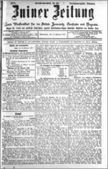 Zniner Zeitung 1910.02.19 R. 23 nr 15