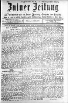 Zniner Zeitung 1910.03.02 R. 23 nr 18