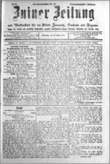Zniner Zeitung 1910.03.23 R. 23 nr 24