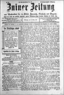 Zniner Zeitung 1910.03.30 R. 23 nr 26