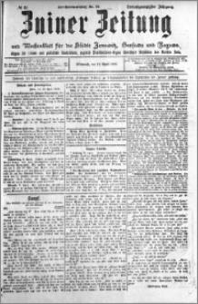 Zniner Zeitung 1910.04.12 R. 23 nr 30