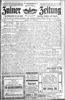 Zniner Zeitung 1910.05.21 R. 23 nr 41