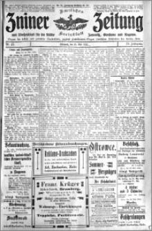 Zniner Zeitung 1910.05.25 R. 23 nr 42