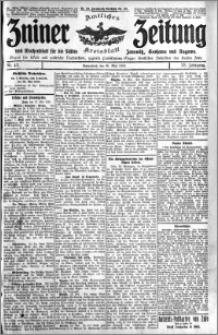 Zniner Zeitung 1910.05.28 R. 23 nr 43