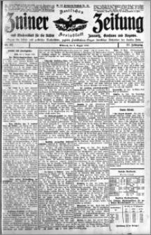 Zniner Zeitung 1910.08.03 R. 23 nr 62