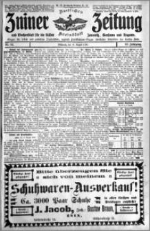 Zniner Zeitung 1910.08.10 R. 23 nr 64