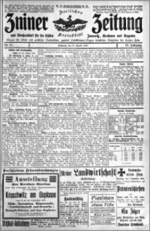 Zniner Zeitung 1910.08.31 R. 23 nr 70