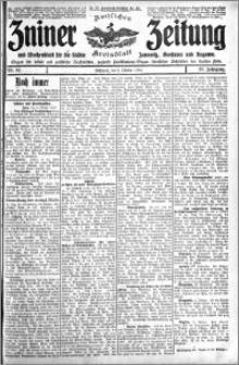 Zniner Zeitung 1910.10.05 R. 23 nr 80