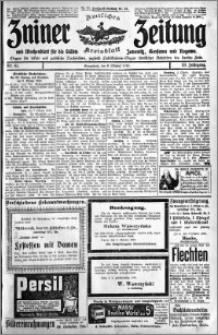 Zniner Zeitung 1910.10.08 R. 23 nr 81
