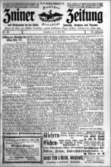 Zniner Zeitung 1911.05.20 R. 24 nr 40