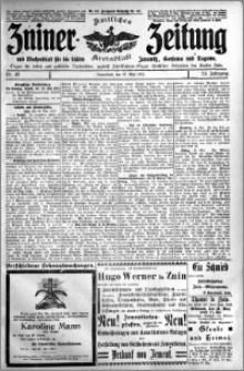 Zniner Zeitung 1911.05.27 R. 24 nr 42