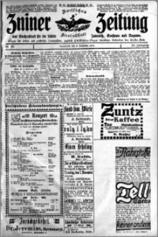 Zniner Zeitung 1911.11.04 R. 24 nr 88
